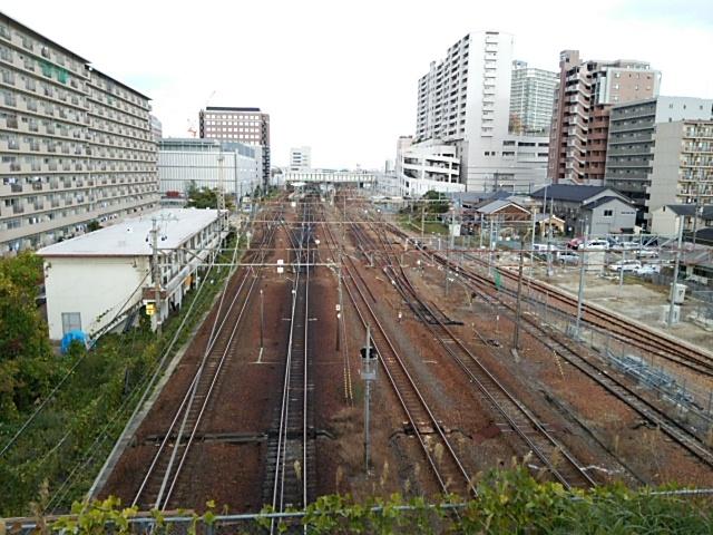 草津駅・JR線