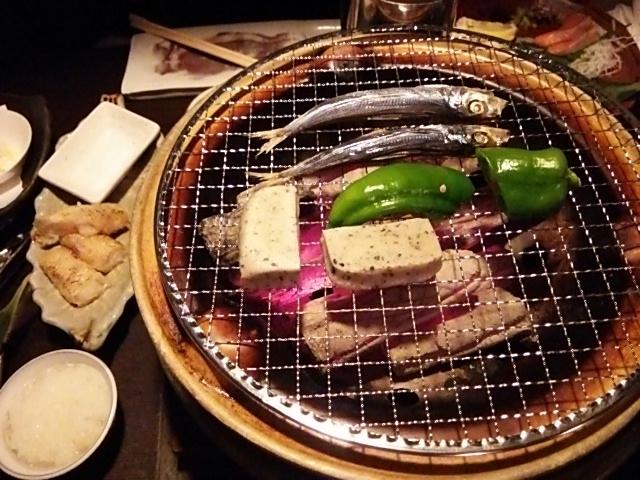まそほ 京都店 備長炭炙り焼き