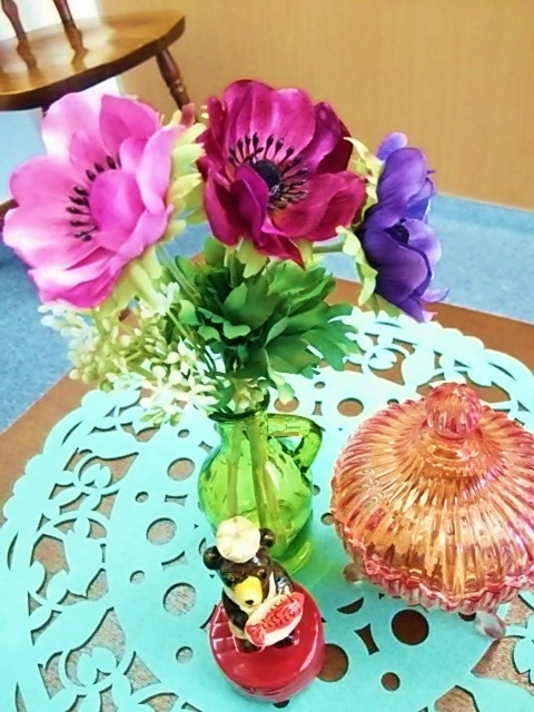INOBUN(イノブン)の造花