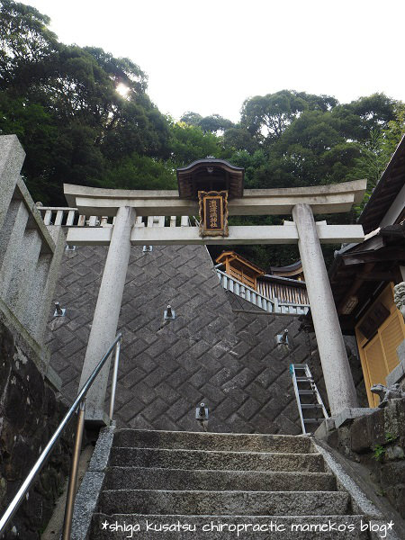 奥津島神社鳥居