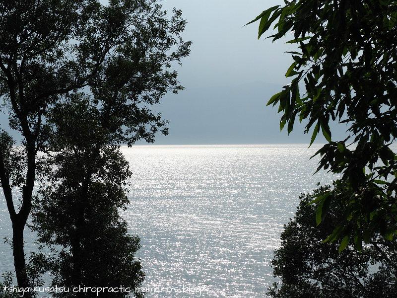 琵琶湖湖面