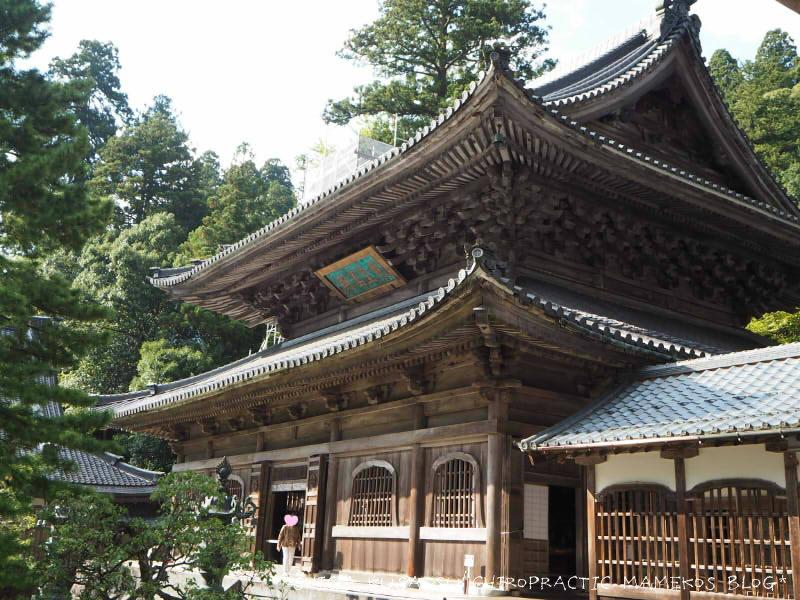 永平寺仏殿外観